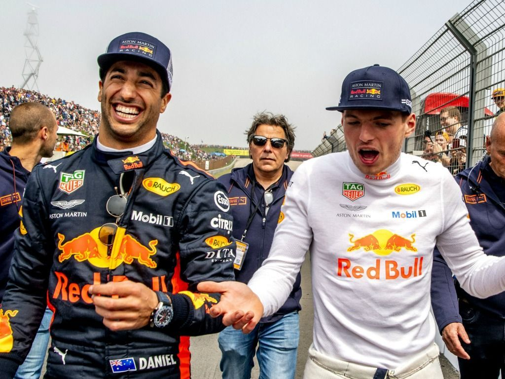 'He Just Didn't Care About Anything': Ricciardo On Having Verstappen As A Team-Mate