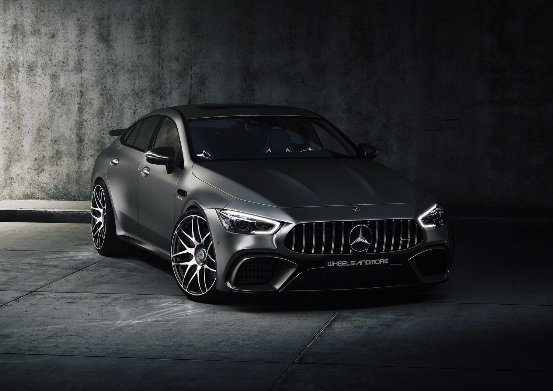Mercedes-AMG GT 63 S 4 puertas by Wheelsandmore: Con más de 800 CV